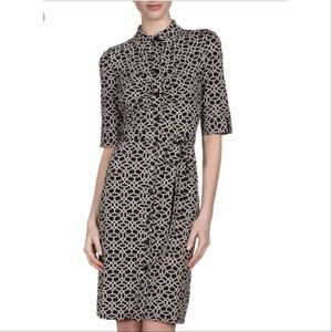 Laundry By Shelli Segal Dresses - Laundry by Shelli Segal Ruched Shirt Dress